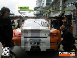 Porsche 911 GT3 R Hybrid 2_0 test Rear view