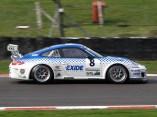 Porsche Carrera Cup Dunlop BTCC April 2011