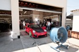 Chassis Dyno Test - 2011 Porsche 911 GT2 RS Front angle view