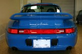 Jerry Seinfeld's 1997 Porsche 911 Turbo S Rear view