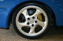 Jerry Seinfeld's 1997 Porsche 911 Turbo S Wheel