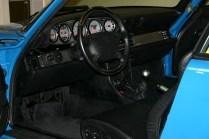 Jerry Seinfeld's 1997 Porsche 911 Turbo S Interior