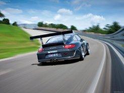 2010 Black Porsche 911 GT3 Cup_Wallpaper_004