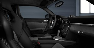 2011 Porsche 911 Carrera 4 GTS Coupe Interior