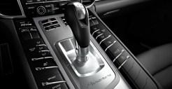 2011 White Porsche Panamera Diesel 3000x1560 wallpaper Interior Gearbox