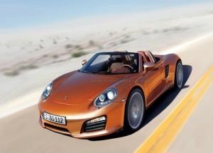 New Porsche model-Porsche 550 spyder
