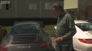 James May and Porsches