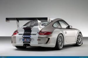 2012 Porsche 911 GT3 Cup Car