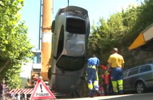 Porsche crash: Porsche 911 Turbo