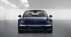 2012 new porsche 911 Carrera S Front view