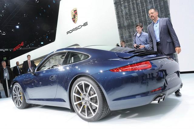 2012 Porsche 911 (Porsche 991)
