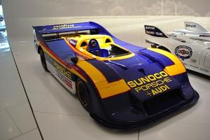 1973 Porsche 917/30 Spyder at Porsche museum
