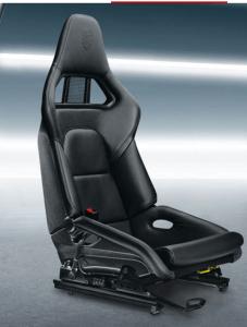 Porsche スポーツバケットシート   ポルシェジャパン
