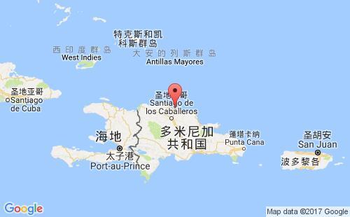 【詳情】多米尼加港口查詢_多米尼加港口代碼【港口查詢】