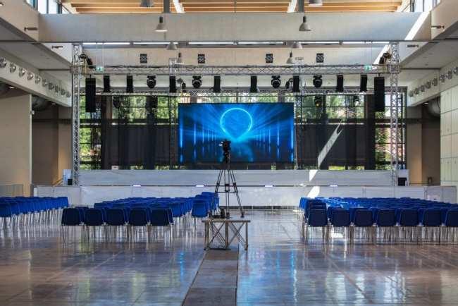 3D Touren für Event-Locations