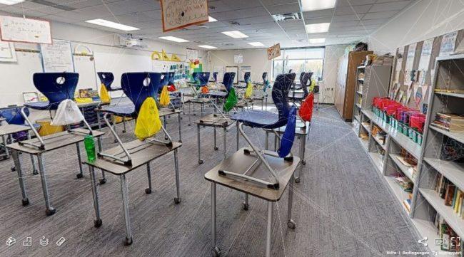 Alternative Tag der offenen Tür in Schulen