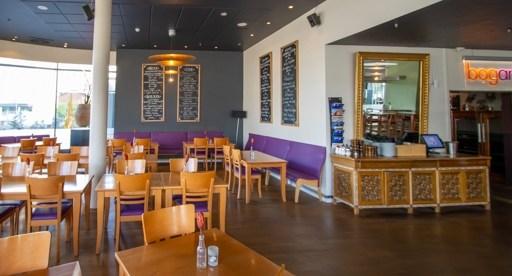 Restaurant Bogart's im UCI Kino