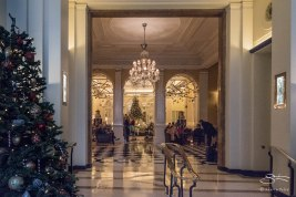 The Foyer, Claridge's, London 12/28/2015