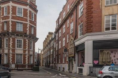 Brook Street, London 12/28/2015