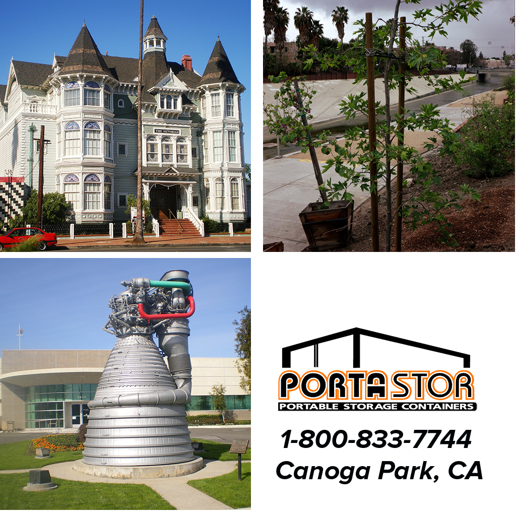 Canoga Park Collage