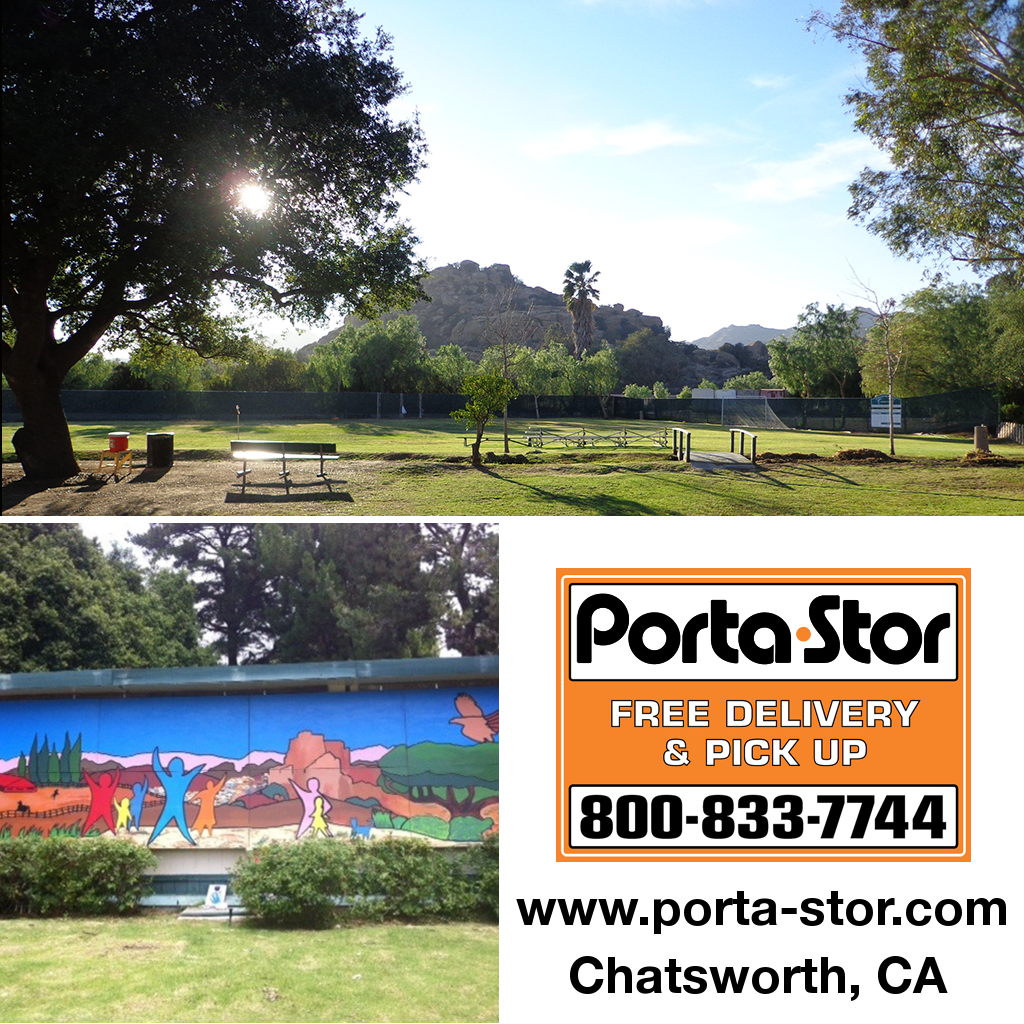 Porta-Stor Location Collage - Chatsworth