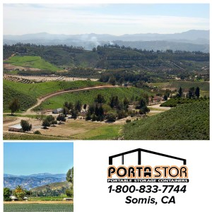 Rent portable storage units in Somis, CA