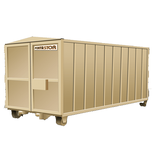 16 x 8 x 8 ROLL-OFF CONTAINER