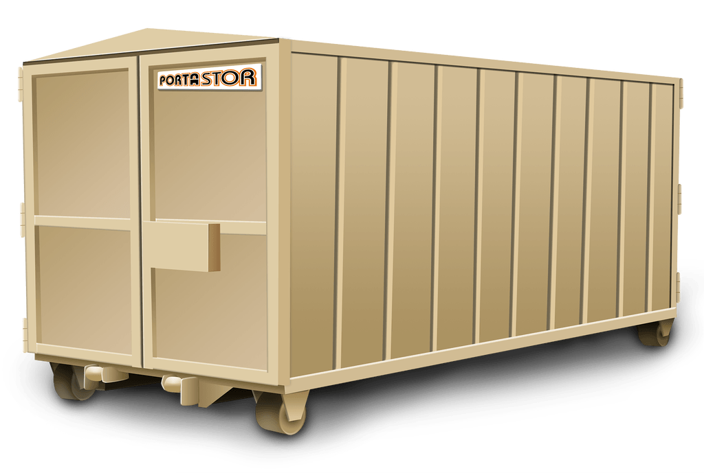 storage containers rent