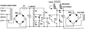 Automatic Voltage Regulator (AVR) for Generators