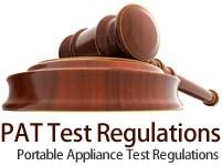 PAT Test Regulations