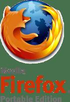Firefox, Portable Edition Logo