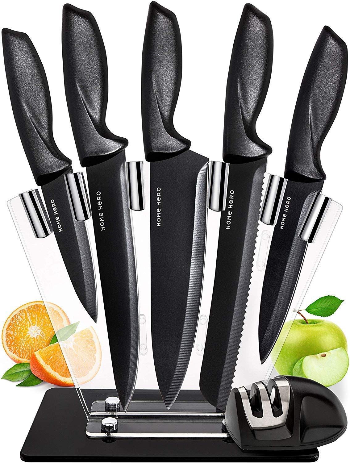 10 Best Kitchen Knife Sets In 2020 Buying Guide And Reviews