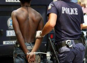senegalais arrêté en france