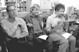 Richard A. Lupoff, Paul Williams and Robin Sturgeon