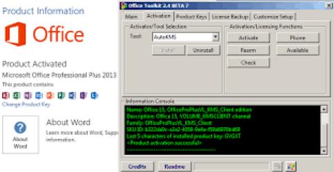 Microsoft Toolkit License Key