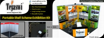 3x3 Portable Exhibition kit_12