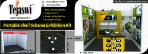 3x3 Portable Exhibition kit_6