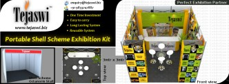 3x3 Portable Exhibition kit_9