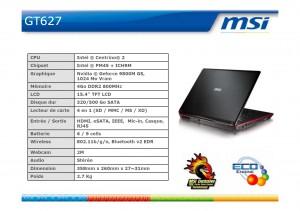 MSI GT627