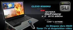 Clevo M980NU