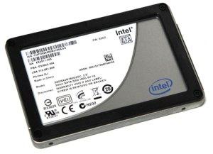 SSD Intel X-25M G2
