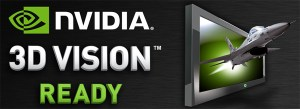 3D Vision nVIDIA
