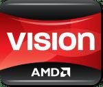 Logo AMD Vision