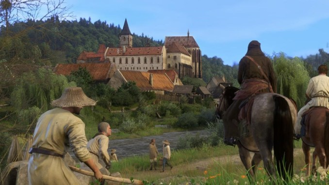 23 Go pour Kingdom come deliverance