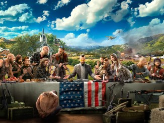 Far Cry 5 promo