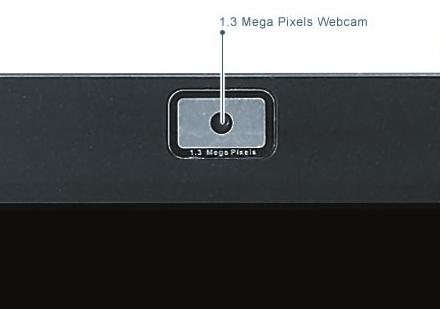 GX600 Extrême Edition - Webcam