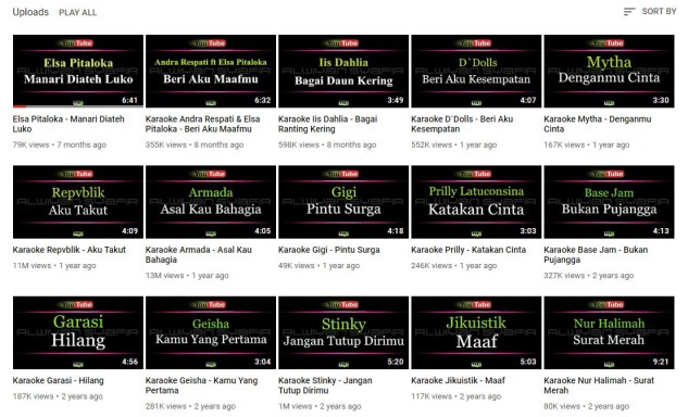 download lagu karaoke