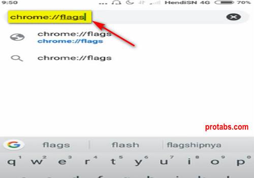 Rahasia Mendownload di Chrome Dengan Kecepatan Tinggi pada Android