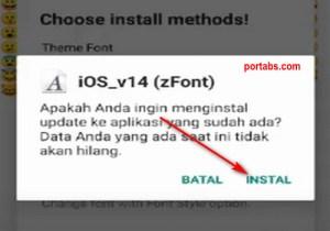 Mengubah Emoji Android Seperti Emoji IOS 14 Paling Baru