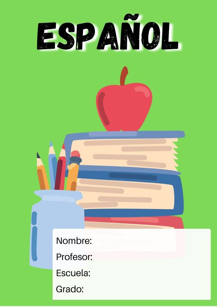 portada para español para descargar
